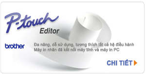 Brother P-touch editor